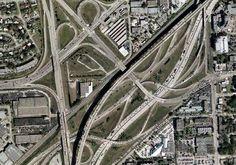 Golden Glades interchange en North Miami Beach, FL.