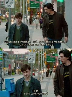 Harry Potter meets Star Wars