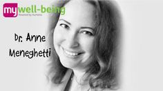 Wellness Expert- Anne Meneghetti, MD is a physician specializing in health communications via online, mobile, radio, and print media. Dr. Anne promotes integration between modern medicine and natural healing traditions to restore mind, body, and spirit.
