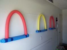 pool noodle chair - Google Search - Got to make this for the lake & pool noodle crafts - Google Search | crafts | Pinterest | Pool ...