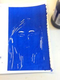 afdruk portret