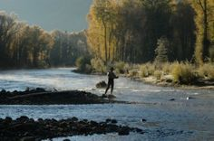 Fly Fishing Montana while staying at a Dude Ranch...doesn't get any better than that! I'm ready when you are...