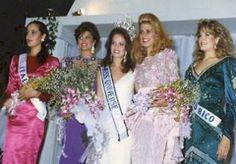 Miss Venezuela 2da Finalista del Miss Universe 1987..