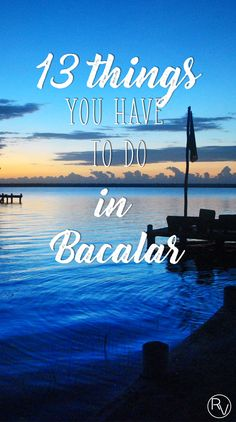 The 13 things you HAVE to do in Bacalar - rolling vibes Spring Break Mexico, Spring Break Trips, Travel Around The World, Around The Worlds, Forest Falls, Quintana Roo, Riviera Maya, Mexico Travel, Vacation Trips