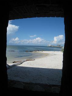 Ship Island, off the Gulf Coast of Mississippi
