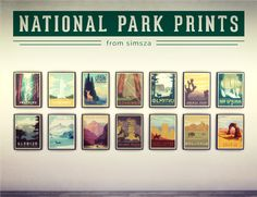 """simsza: """" Simlish Framed Anderson National Park Prints from simsza Yay Simlish! So I must be crazy because I really only like any words in the game to be Simlish. I was inspired by budgie2budgie to..."""