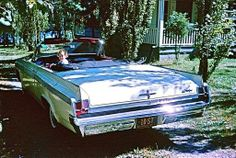 1963 Olds Starfire Convertible