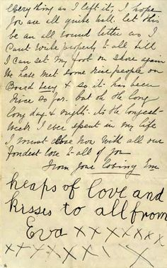 Titanic letter auction includes child's postscript PHOTOS