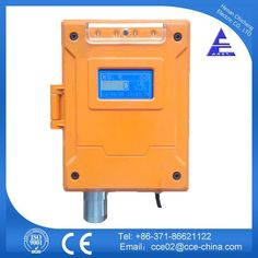 Explosion Proof Gas Sensor Alarm CO2 Gas Detector With Control Panel