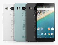 Deal of the Day: Nexus 5X $269.99  2/26/16 #Android #CES2016 #Google