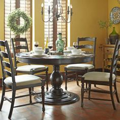 Dining Sets Pedestal Table
