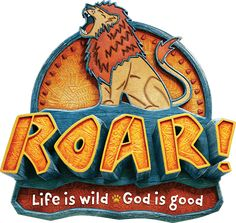Roar VBS - This VBS theme for 2019 is from Group. This theme says Life is Wild. God is Good. Find out more about these VBS theme. (Life is wild. God is good. Martha Argerich, Group Vbs, Vbs Themes, Theme Ideas, Painted Rocks Kids, Bow, Bible Crafts, Vbs Crafts, Vacation Bible School