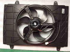 Auto Spares Parts For Car DFM Sokon V27 Auto Electric Cooling Fan