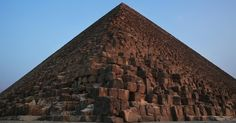 A team using scanning technology said temperature variations could indicate the presence of a tomb in the 4,500-year-old structure.