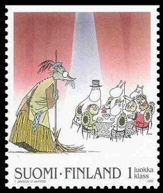 Muumi-postimerkki