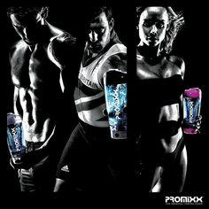 Promixx: The Original Vortex Mixer Protein Shaker Bottle Evolution Bottle Shaker