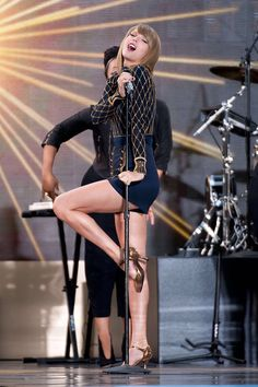 Good Morning America 10.30.14- very well executed- great performance..she is so talented...