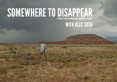 Somewhere to disappear.