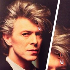 @stephaniegilmore finding Life on Gnars with Wave-id Bowie #hairbarrels #davidbowie #bowie