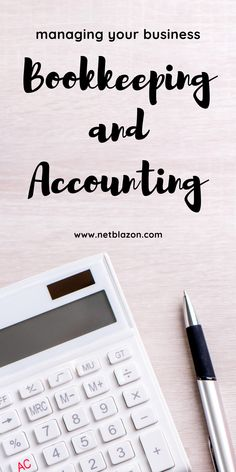 Bookkeeping for small business is just one of the tasks you'll need to do when you're an entrepreneur. Learn how to manage the bookkeeping and accounting for your business. Small Business Bookkeeping, Small Business Accounting, Business Money, Business Marketing, Business Tips, Business Education, Accounting Basics, Bookkeeping And Accounting, Bookkeeping Services