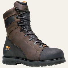 "Rasco FRC Direct - Timberland PRO Rigmaster 8"" Steel Toe Work Boot, $185.88 (http://www.rascofrcdirect.com/timberland-pro-rigmaster-8-steel-toe-work-boot/)"