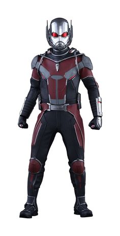 Captain+America+Civil+War+figurine+Movie+Masterpiece+1/6+Ant-Man+Hot+Toys