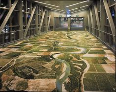 Sacramento Airport by Ulster Carpet