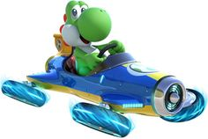 The Yoshi: Mario Kart™ 8 - Giant Officially Licensed Nintendo Removable Wall Decal wall decal provides an easy decorating solution. All of Fathead's Mario wall decals are reusable without damaging walls. Mario Kart 8, Mario Bros., Super Mario Bros, Super Smash Bros, Hama Beads Minecraft, Perler Beads, Yoshi, Art Hama, Diddy Kong