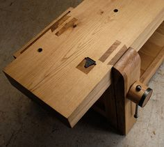 The French Oak Plate 11 Bench