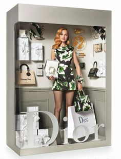 11 Real-Life Designer Barbie Dolls From Vogue Paris via @WhoWhatWearUK