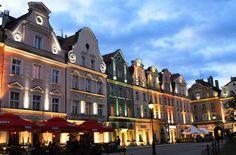 Bolesławieckie zabytki na stronie Urzędu Miasta Central Europe, Mansions, Landscape, House Styles, Image, Beautiful, Google Search, Home Decor, Poland