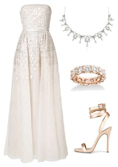 """Untitled #66"" by birdie-hall on Polyvore featuring Zuhair Murad"