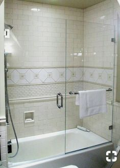 15 great shower doors with headrail showerman images custom rh pinterest com