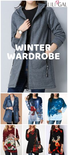 Shop Outerwear For Women Online Diy Clothes Hacks, Clothing Hacks, Clothing Ideas, Winter Outfits Women, Fall Outfits, Cute Outfits, Fashion Outfits, Jacket Pattern, Outerwear Women