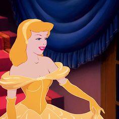 Cinderella in Belle's dress. This is just weird Disney Style, Disney Love, Non Disney Princesses, Disney Characters, Never Grow Up, Disney Dolls, Disney Pixar, Cinderella, Aurora Sleeping Beauty