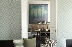 ECO DIMENSIONS - New Wallpaper Collection Adds Another Dimension to the Wall