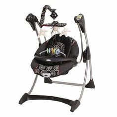 Carson's Swing, absolutely love the Graco Edgemont Collection! Bob Stroller, Baby Jogger Stroller, Mom And Baby, Baby Kids, Orbit Baby, California Baby, Baby Silhouette, Baby Smiles, Double Strollers