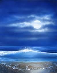 moonlight blue colored pencil - Pesquisa Google