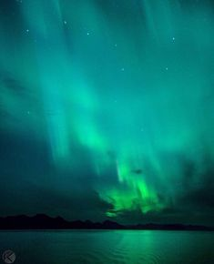 Aurora Borealis - Petersburg, Alaska - courtesy of National Geographic