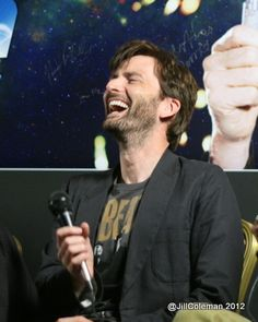 Lord of Time Convention!    HE IS ADORABLE