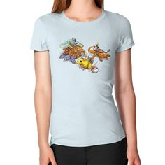 Real Pocket Monsters Women's T-Shirt