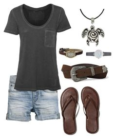 """""""Untitled #142"""" by dawn-star on Polyvore featuring True Religion, AllSaints, Abercrombie & Fitch, Carolina Glamour Collection and Olivia Pratt"""