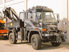 Mercedes Benz Unimog, Offroad, Construction, Trucks, Cars, Vehicles, Pickup Trucks, Off Road, Building
