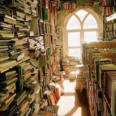 move some books around, looks like a little work on the walls, then throw in a desk right by that window.