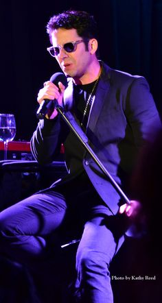 kreed1263:    John Lloyd Young, August 10, 2015,... - Drenched In His Music
