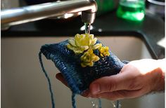 Yarn & plants