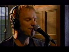 Sting -- If I Ever Lose My Faith In You // I love him so much (not as much as my sister, but still), and this is my favourite song of his solo career.