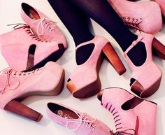 #shoes #jeffrey campbell