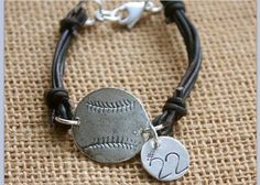 Definitely for the girlfriend (if she played softball)  her number and mine together!