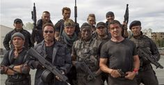 """Assista o novo trailer do filme """"Os Mercenários 3"""" http://angorussia.com/?p=20364"""